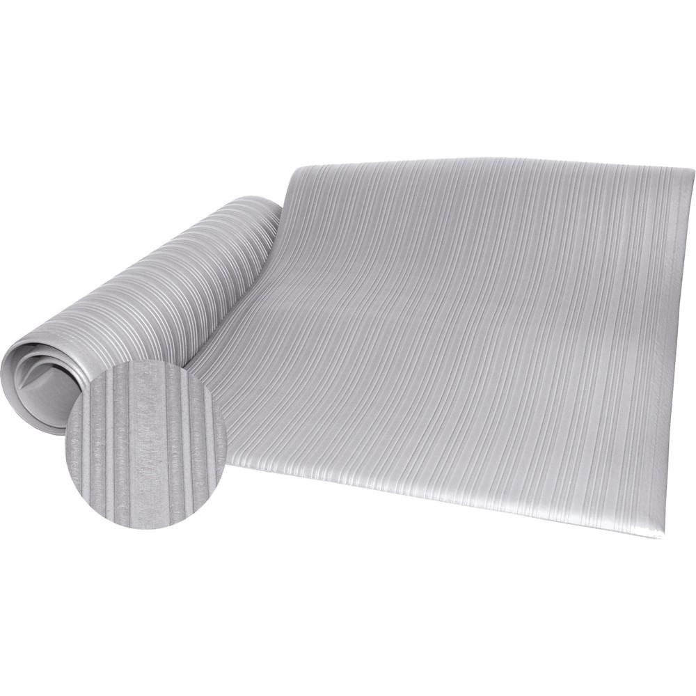 Image of Anti-Ermüdungsmatten aus Vinyl für viele Anwendungsbereiche Diese Anti-Ermüdungsmatte aus Vinyl eignet sich für den Einsatz als Bodenbelag an Werkbänken, Montagestrassen, Kommissionier- und Packplätzen, Verkaufstheken sowie für Maschinen in Trockenbereich