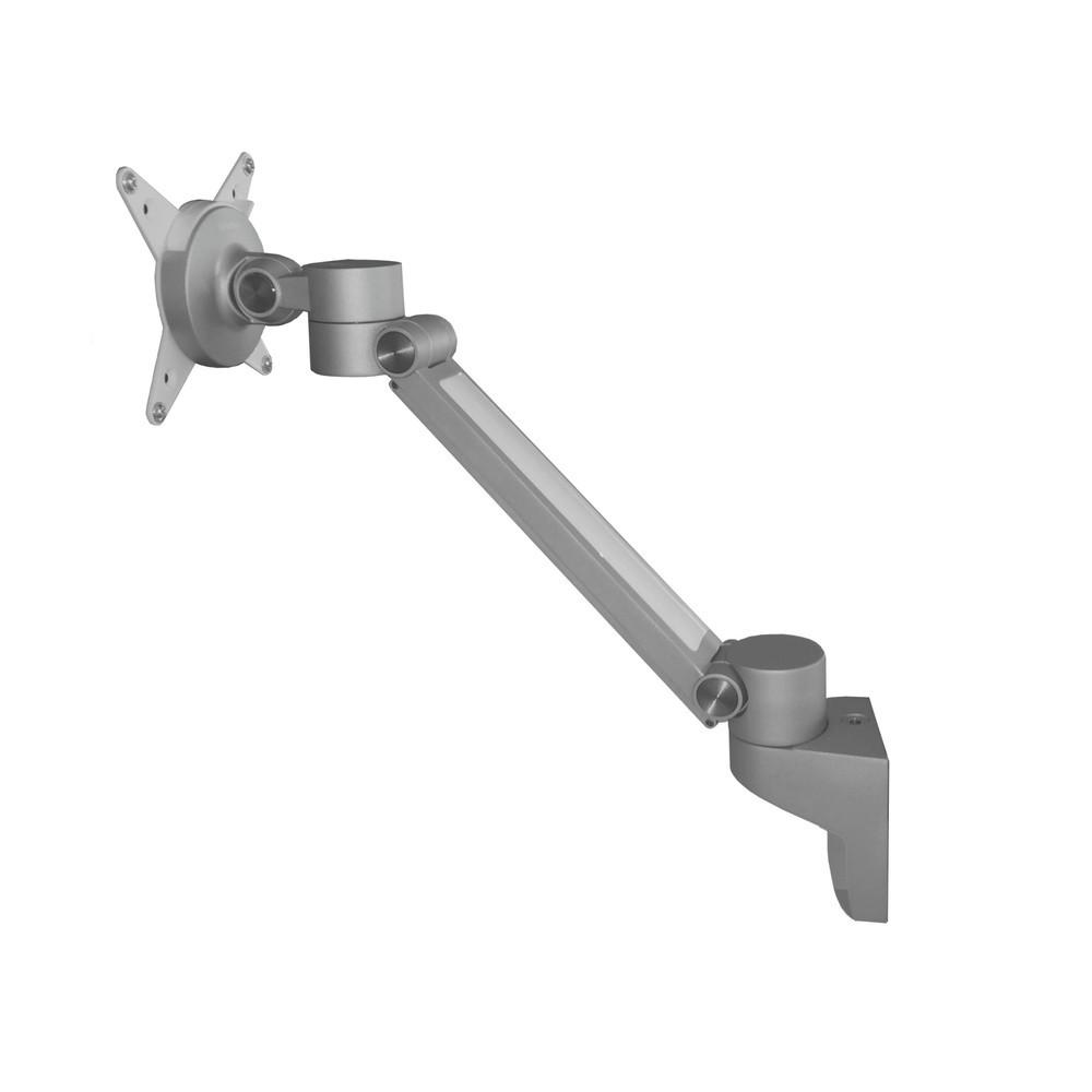 Image of  Wahlweise mit Höhenverstellung erhältlichBildschirmhalter für Orga-Schiene, inkl. Tiefenverstellung Bildschirmhalter für Orga-Schiene, inkl. Tiefenverstellung