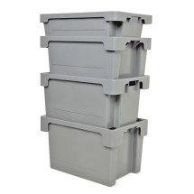 Lagerbehälter aus Kunststoff