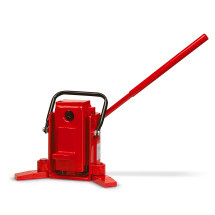 roter hydraulischer Heber für Machinen
