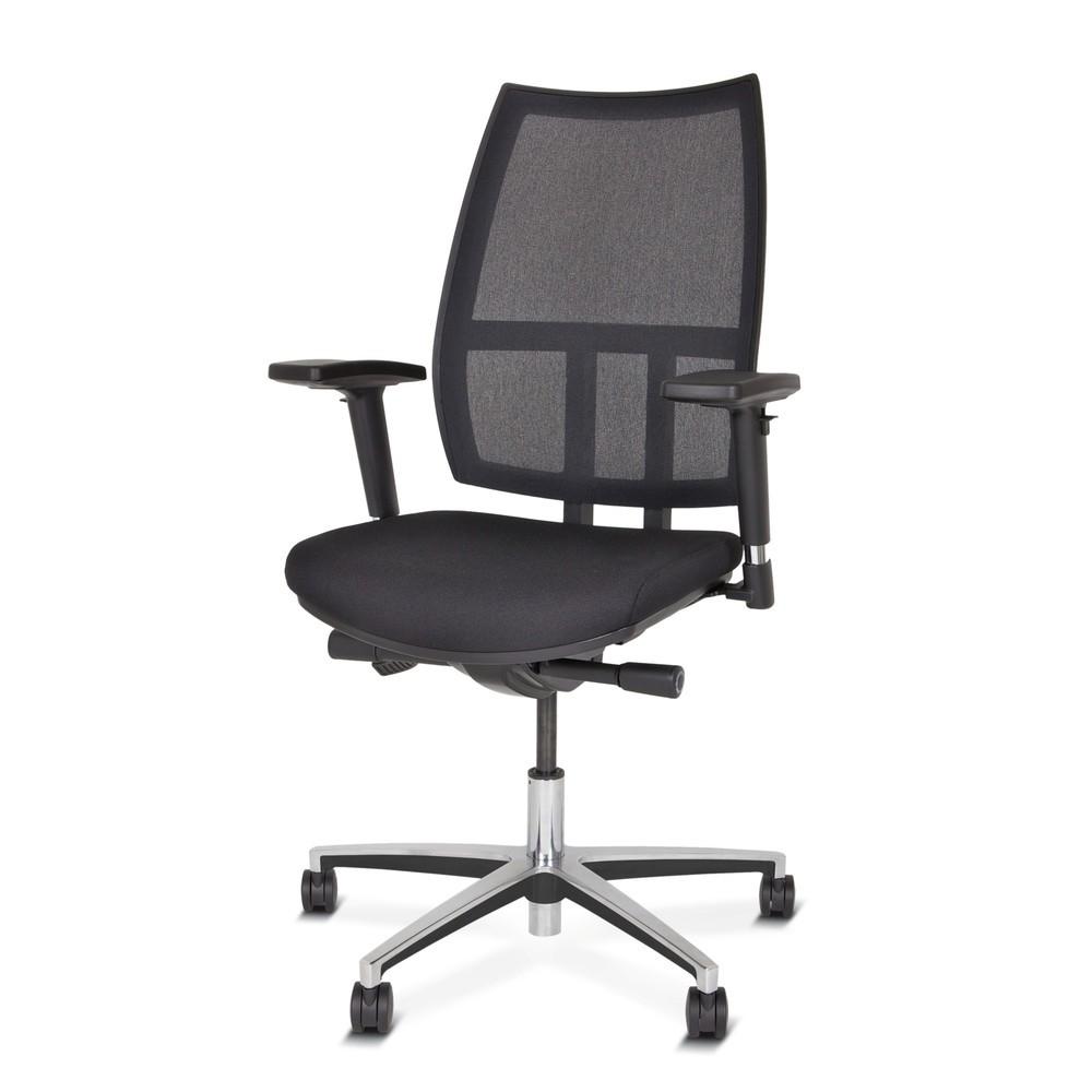 Image of Bürodrehstuhl für höchste Ansprüche an Ergonomie und Körperklima Mit dem Bürodrehstuhl Bisley II sorgen Sie im Büro für eine dynamische und ergonomische Sitzhaltung. Diese ermöglicht Ihnen auch an langen Arbeitstagen gesundes und konzentriertes Arbeiten.