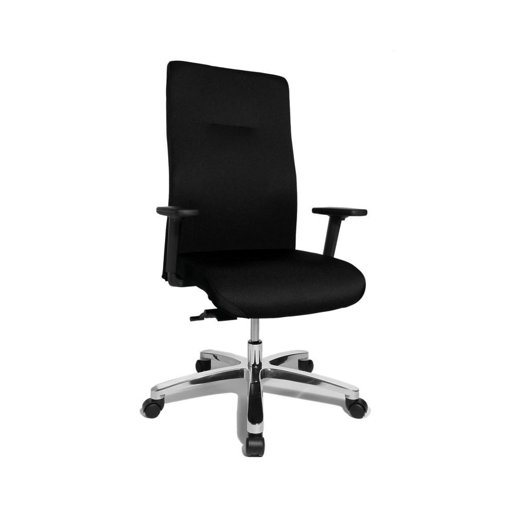 Image of Drehstuhl mit zahlreichen Ergonomie-Einstellungen für Top-Sitzkomfort Mit einem ergonomischen Schreibtischstuhl fängt effizientes Arbeiten im Büro an – und der Bürodrehstuhl Topstar® Big Star 20 bringt hierfür viele sinnvolle Features mit: Seine ergonomis