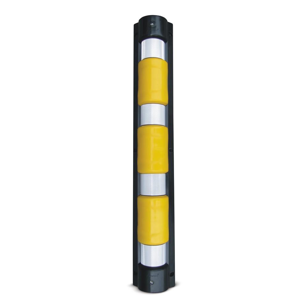 Image of  Lieferung inklusive BefestigungsmaterialEckschutzschiene, reflektierend, Länge 900 mm Eckschutzschiene, reflektierend, Länge 900 mm