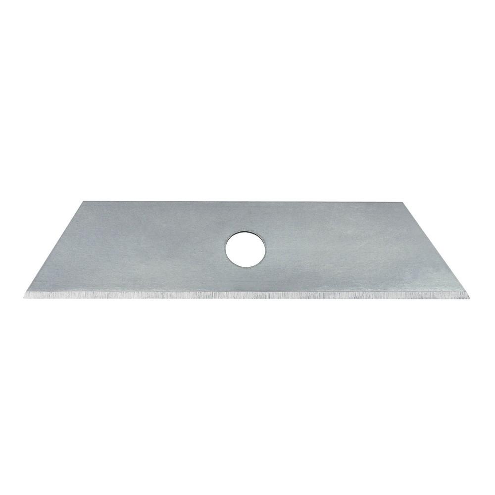 Image of  Klingenmasse: 72 x 18 mm (L x B)Ersatzklingen für Sicherheitsmesser Standard, 120 Stk Ersatzklingen für Sicherheitsmesser Standard, 120 Stk