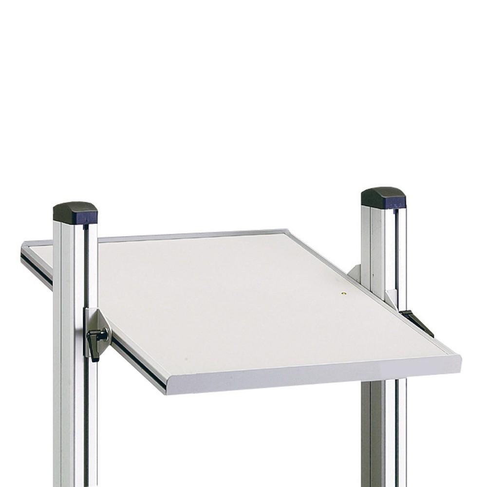 Image of  Erhältlich in den Massen BxT mm: 520 x 650Etagenboden für TRESTON Universalwagen, verstellbar Etagenboden für TRESTON Universalwagen, verstellbar