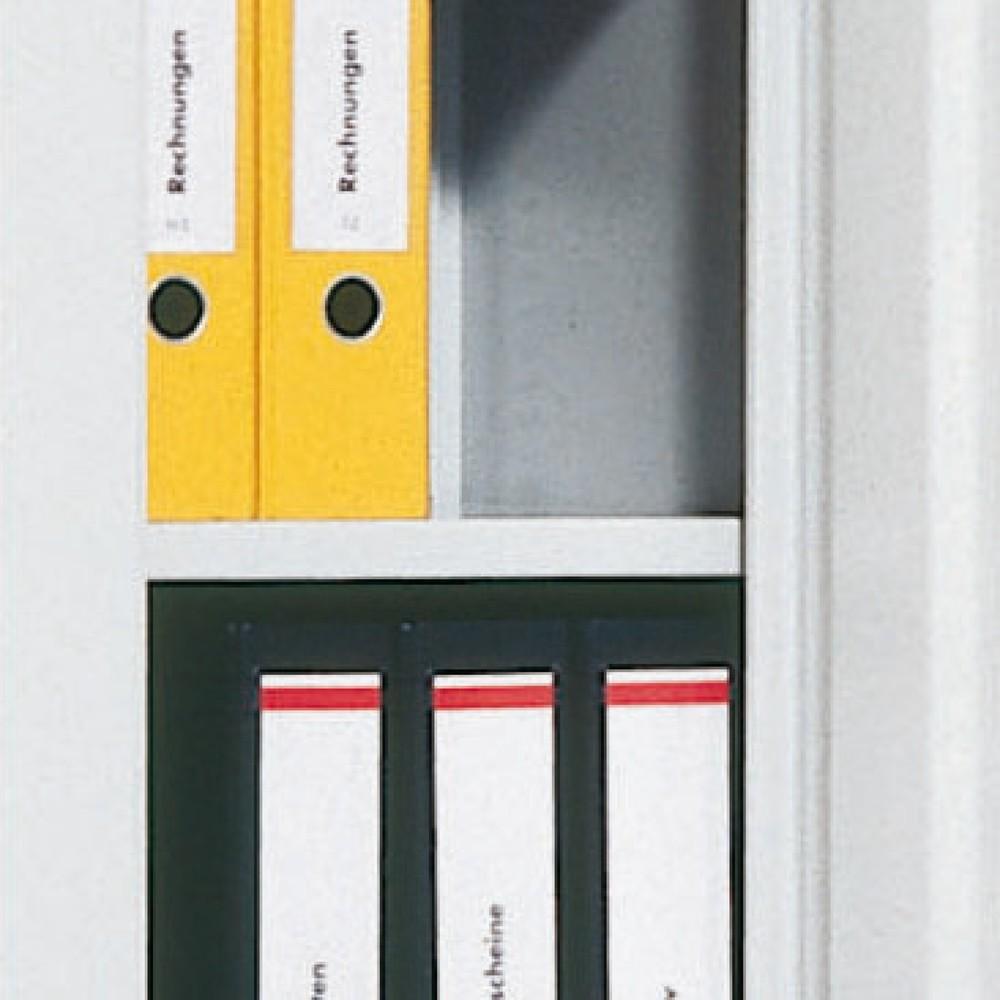 Image of  Für mehr Stauraum im SchrankFachboden für C+P Flügeltürschrank, BxT 1.200 x 400 mm Fachboden für C+P Flügeltürschrank, BxT 1.200 x 400 mm