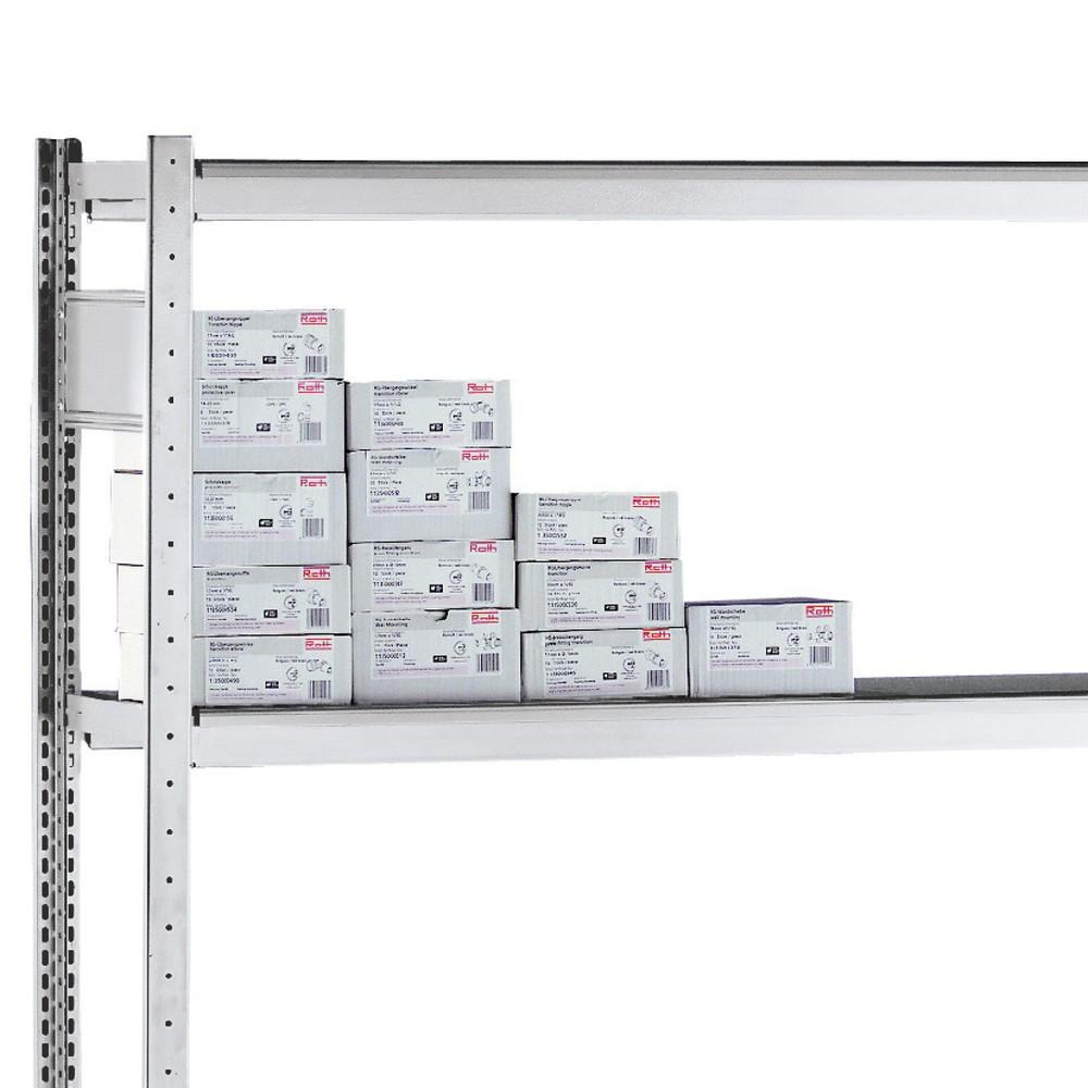 Image of  In einem Abstand von 25 mm höhenverstellbarFachboden für Fachbodenregal SCHULTE mit engmaschigen Körben, BxT 1.500 x 400 mm Fachboden für Fachbodenregal SCHULTE mit engmaschigen Körben, BxT 1.500 x 400 mm