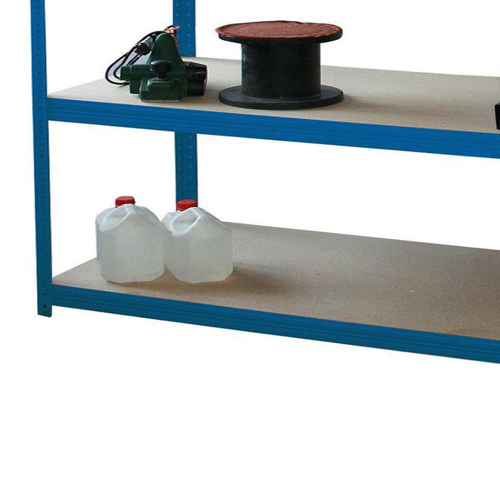 Image of  Tragkraft 350 kgFachboden für Weitspannregal mit FL bis 350 kg, BxT 1.500 x 600 mm Fachboden für Weitspannregal mit FL bis 350 kg, BxT 1.500 x 600 mm