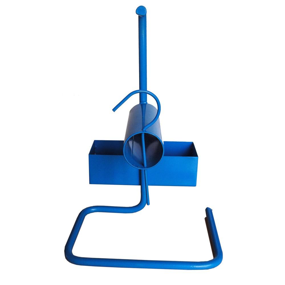 Image of Handlich für häufige Anwendungen: der Kraftbandabroller Universal Der Abroller für Kunststoffband eignet sich für den häufigen Einsatz. Mit einem Eigengewicht von 3,5 kg ist er leicht und handlich und Sie können Ihn schnell zum jeweiligen Arbeitsort trage