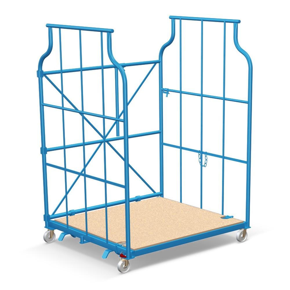 Image of Möbel transportieren und lagern - Mobil, flexibel und standsicher Diese Möbel-Corlette® ist für den Transport von Möbeln konstruiert, stabil ausgeführt und aus hochwertigen Materialien gefertigt. Die hochwertige Lackierung aus Kunstharzlack macht den Rahm