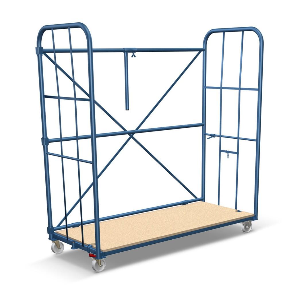 Image of Mobil, flexibel und standsicher Möbel transportieren Für den Transport von Möbeln konstruiert, stabil ausgeführte und aus hochwertigen Materialien gefertigte. Die hochwertige Lackierung aus Kunstharzlack macht den Rahmen widerstandsfähig gegen mechanische