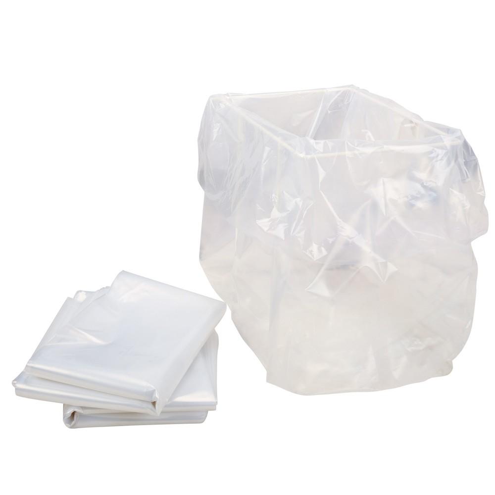 Image of  100 Stk/VEPlastikbeutel PE-Seitenfaltensack, HxBxT 195 x 348 x 800 mm, 100 Stk/VE Plastikbeutel PE-Seitenfaltensack, HxBxT 195 x 348 x 800 mm, 100 Stk/VE