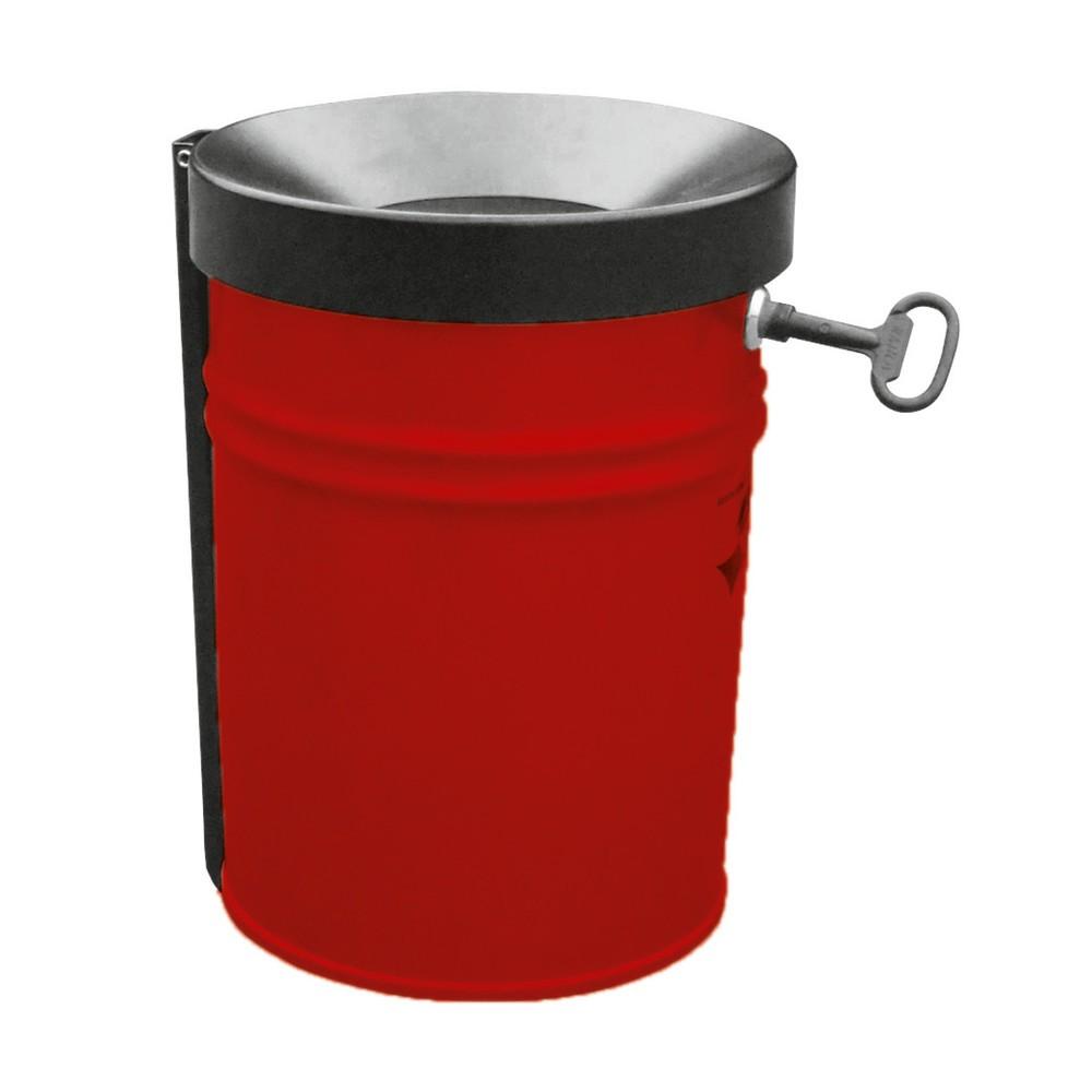 Image of Der Papierkorb Flamm-Ex – in unterschiedlichsten Situationen eine funktionale Lösung In Büros, Eingangsbereichen und überdachen Aussenbereichen dient der Papierkorb Flamm-Ex als sicherer und zweckmässiger Abfallsammelbehälter. Sie haben die Möglichkeit, i