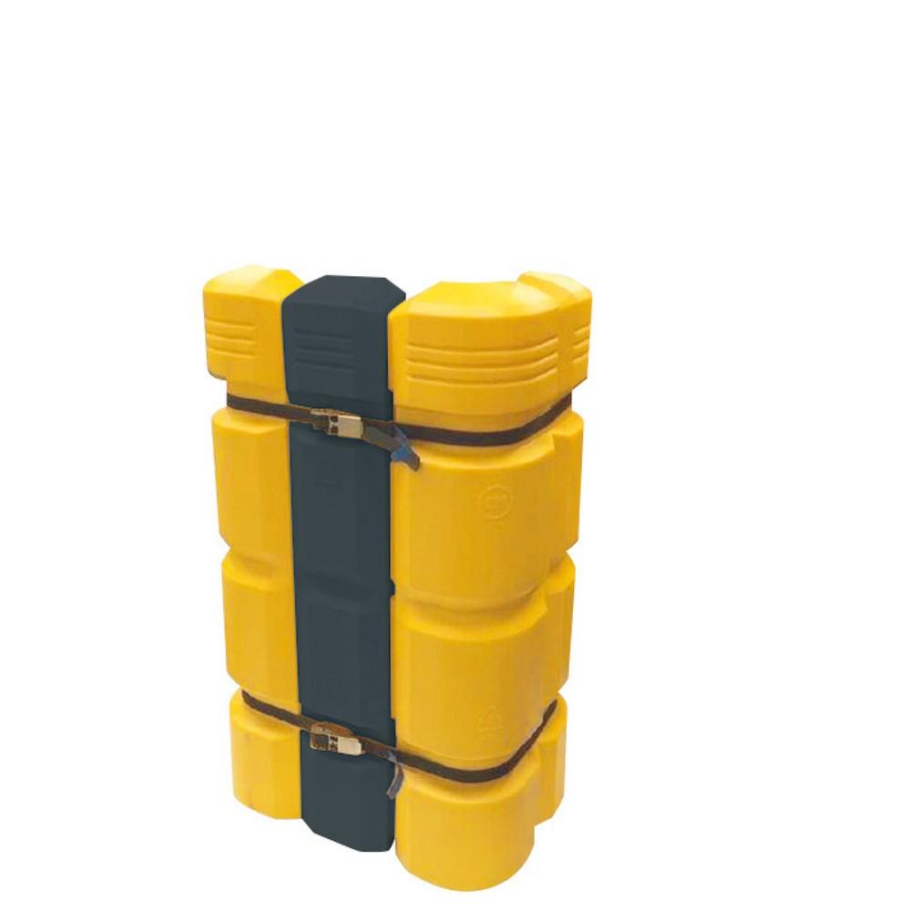 Image of  1 Stück pro VESpanngurt für Säulen-Anfahrschutz, flexibel, 1 Stk/VE Spanngurt für Säulen-Anfahrschutz, flexibel, 1 Stk/VE