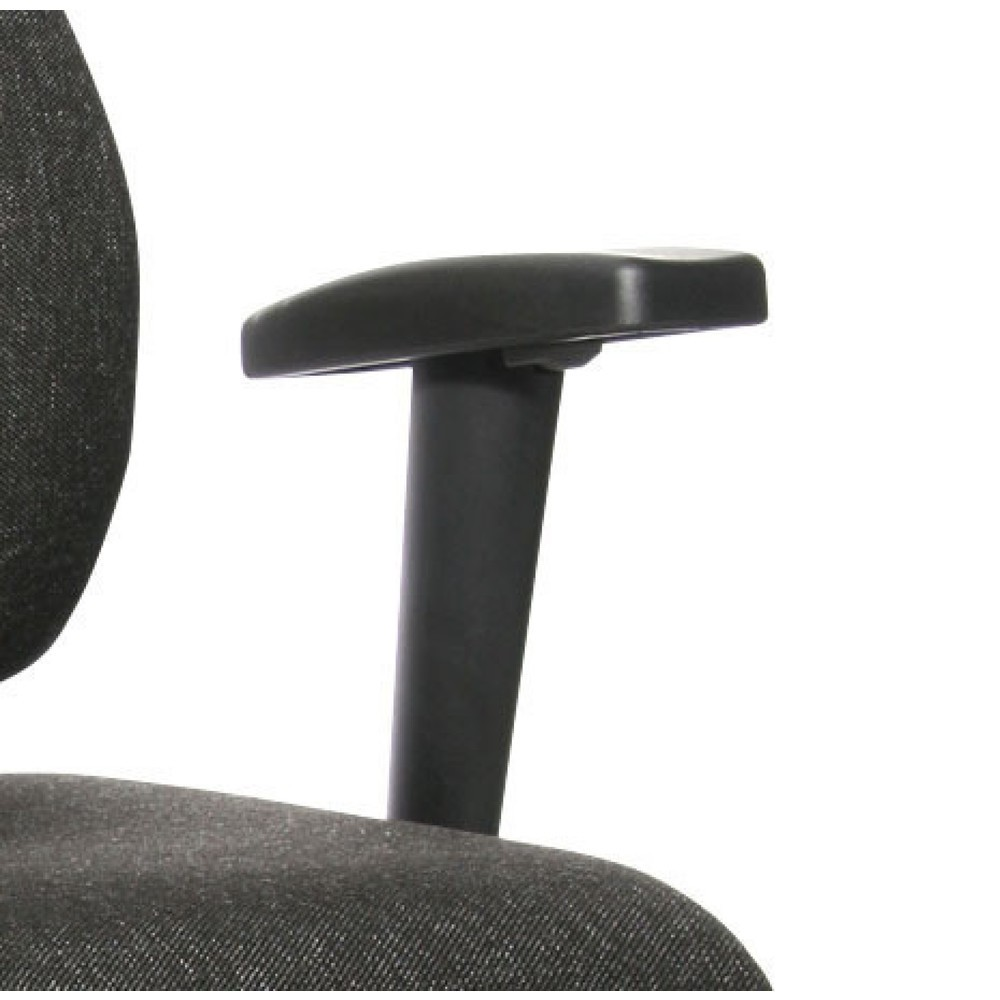 Image of Bessere Sitzhaltung mit der Armlehne Topstar® Syncro Langes Arbeiten am Schreibtisch erfordert eine ergonomische Sitzhaltung. Die Armlehne Topstar® Syncro ermöglicht die korrekte Haltung der Arme beim Arbeiten und schafft so Entlastung für den gesamten Ha