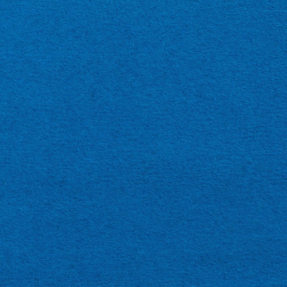 Image of  HochwertigWollfilzauflage für Sitzbank für Besprechungstisch, blau, 4 Stk/VE Wollfilzauflage für Sitzbank für Besprechungstisch, blau, 4 Stk/VE